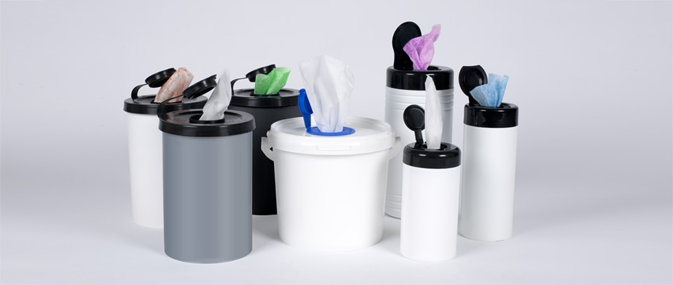 Experts in wet wipes converting and manufacturing