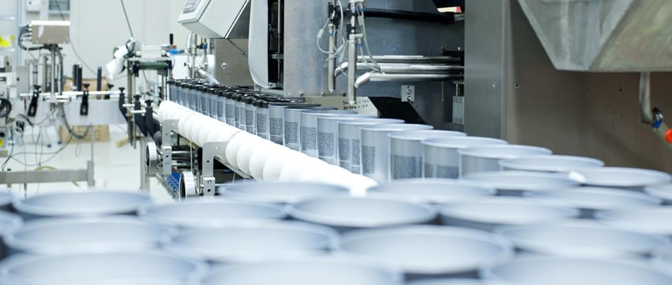 Efficient production lines